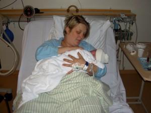 förlossning